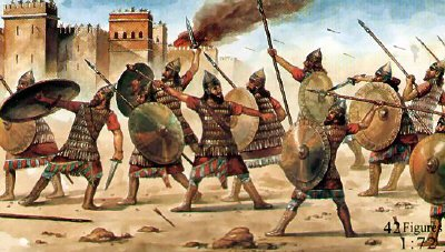 persians vs akkadians 'mesopotamia' translated from old persian miyanrudan means the fertile cresent   the indigenous sumerians and akkadians (including assyrians and.