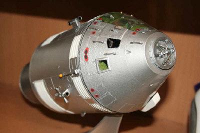 apollo spacecraft interior revell - photo #6
