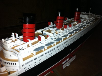 Revell 05203 Queen Mary I