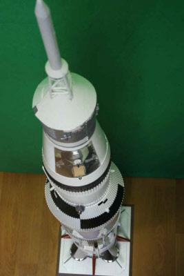 Revell 04805 Apollo Saturn V